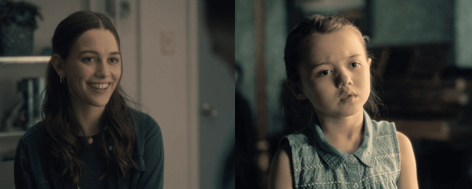 Haunting of Hill House - Nellie