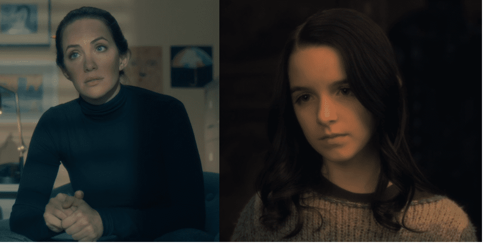 Haunting of Hill House - Theodora