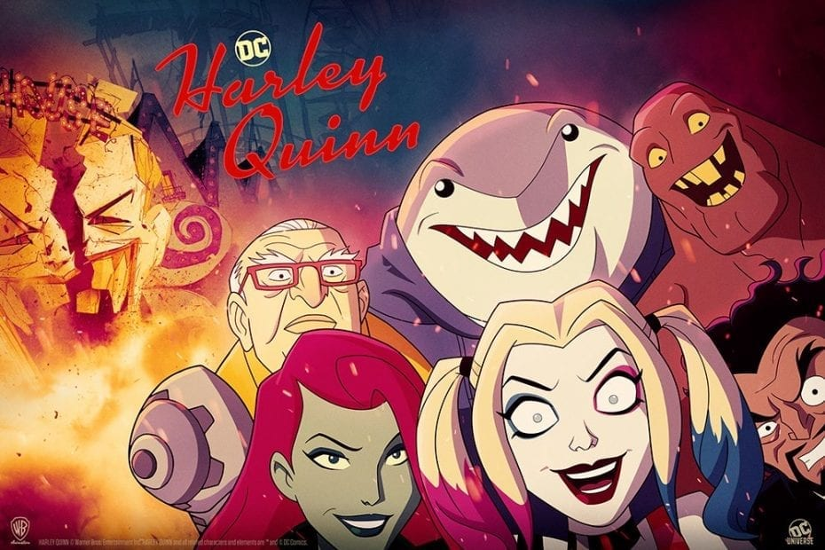 Why I Love Harley Quinn The Animated Series (It's Amazing).