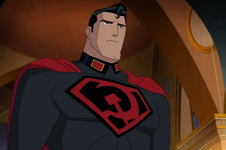 Superman: Red Son is a Fantastic Addition to The DCAU - Cinema Hub