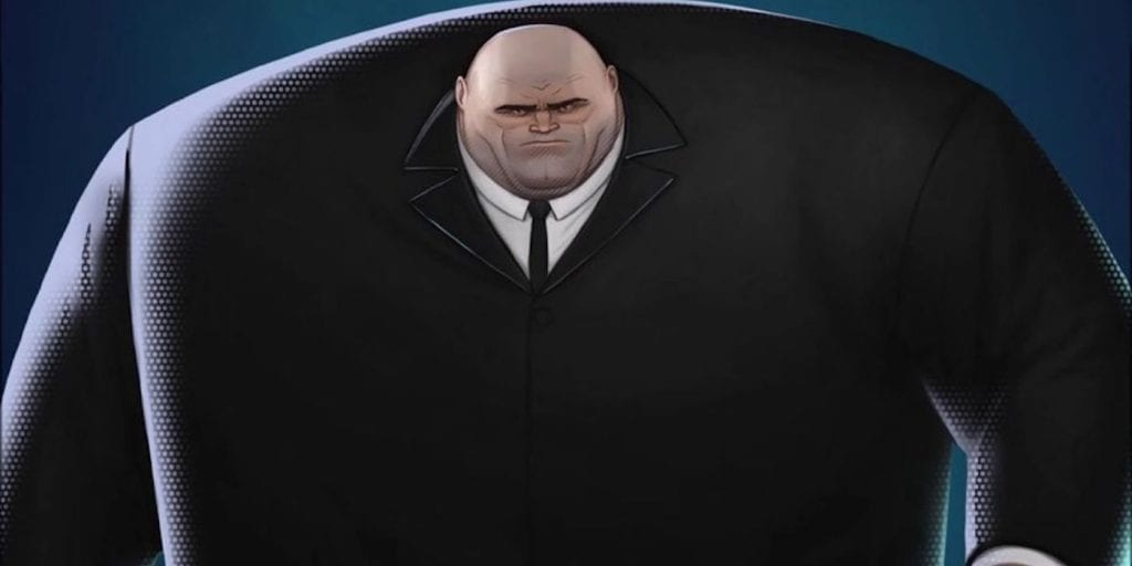 Wilson Fisk(Kingpin) -Spider-Man: Into the Spider-Verse