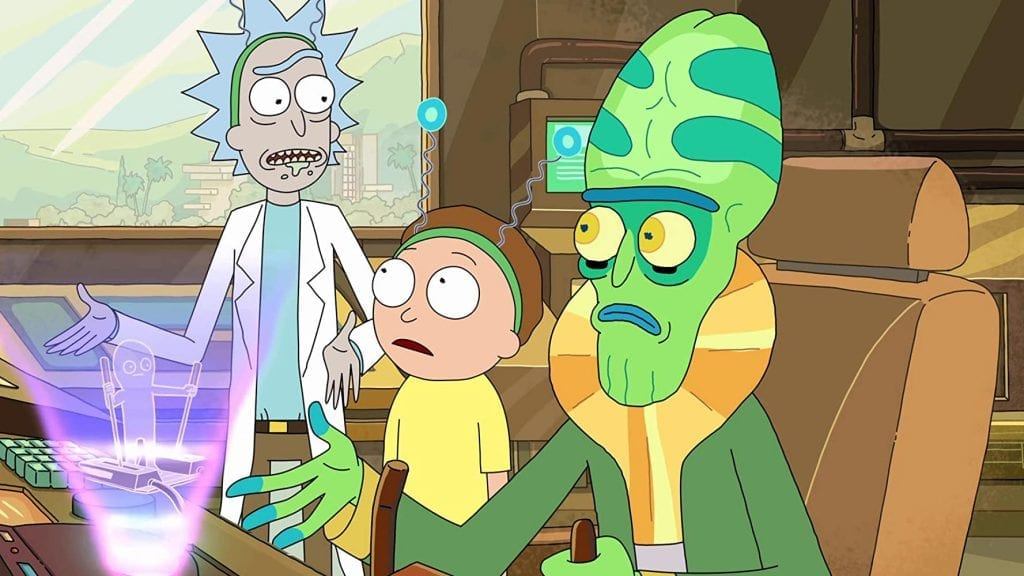The Ricks Must Be Crazy (The Best Rick and Morty Episodes From Season 1-4)