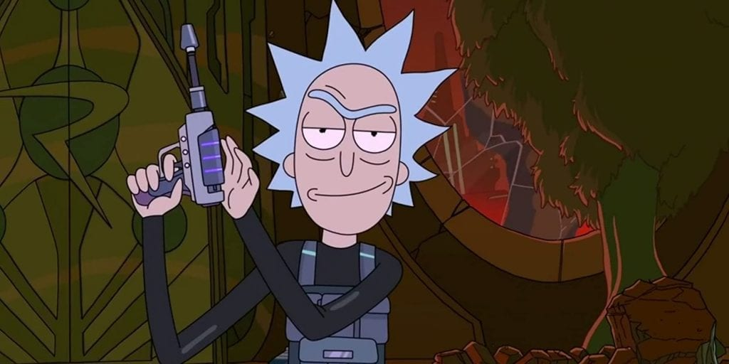 The Rickshank Rickdemption (The Best Rick and Morty Episodes From Season 1-4)