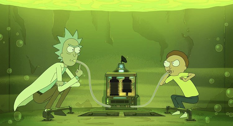 The Vat of Acid Episode (The Best Rick and Morty Episodes From Season 1-4)