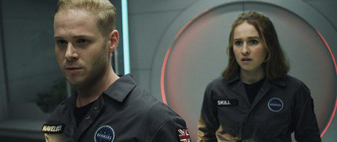 Havelock and Alana (Solitary Movie Review)