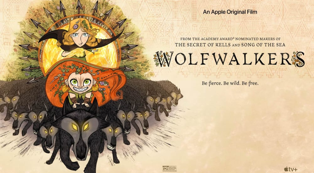 Wolfwalkers (The Best Animated Movies and Shows of 2020)
