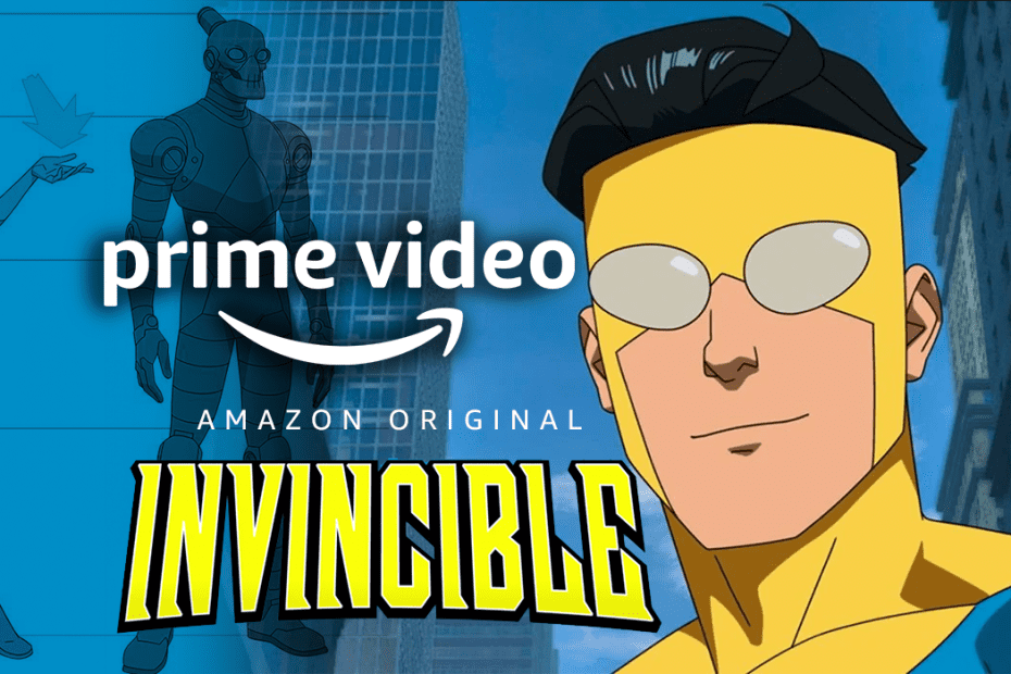 Amazon Prime's Invincible Review