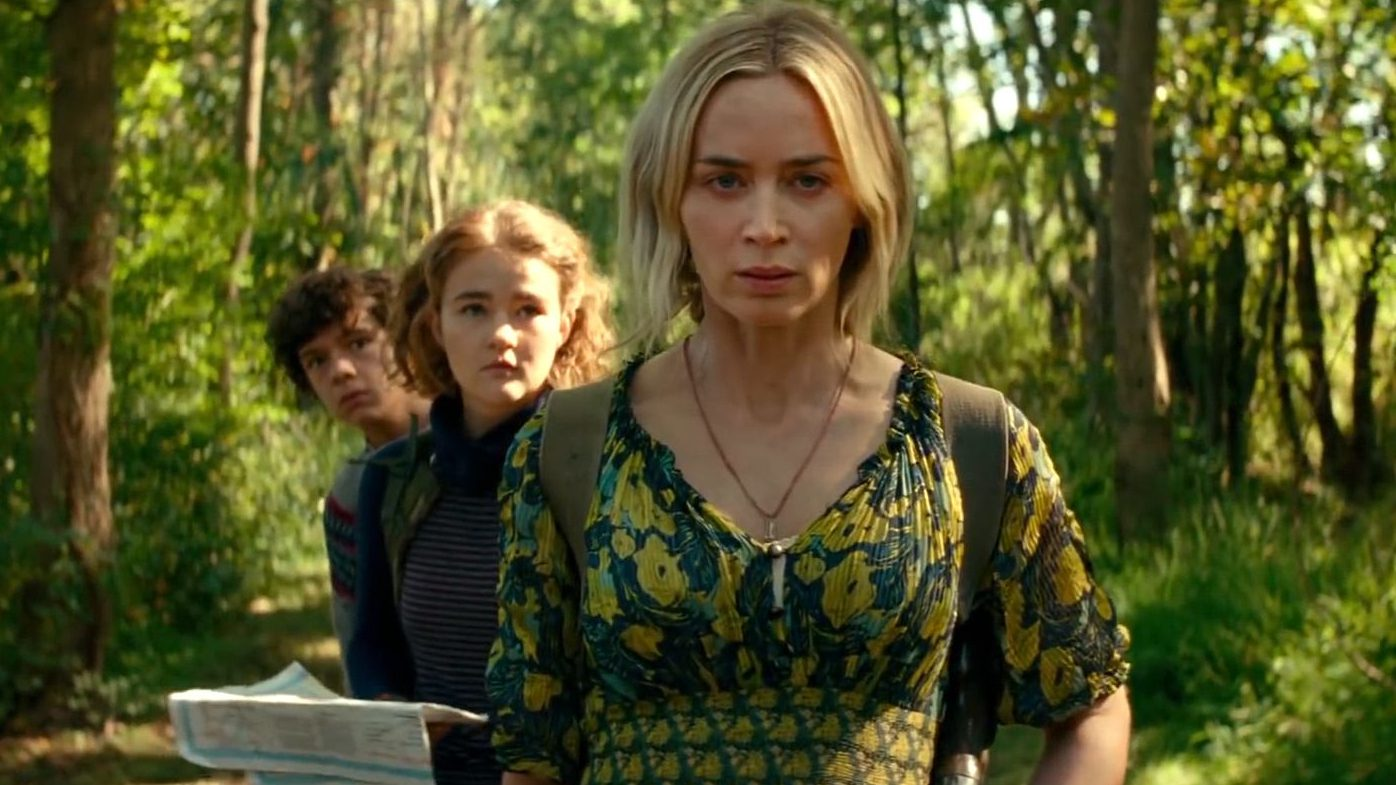 A Quiet Place II Review
